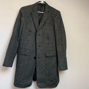 Other - Men's Tweed Overcoat
